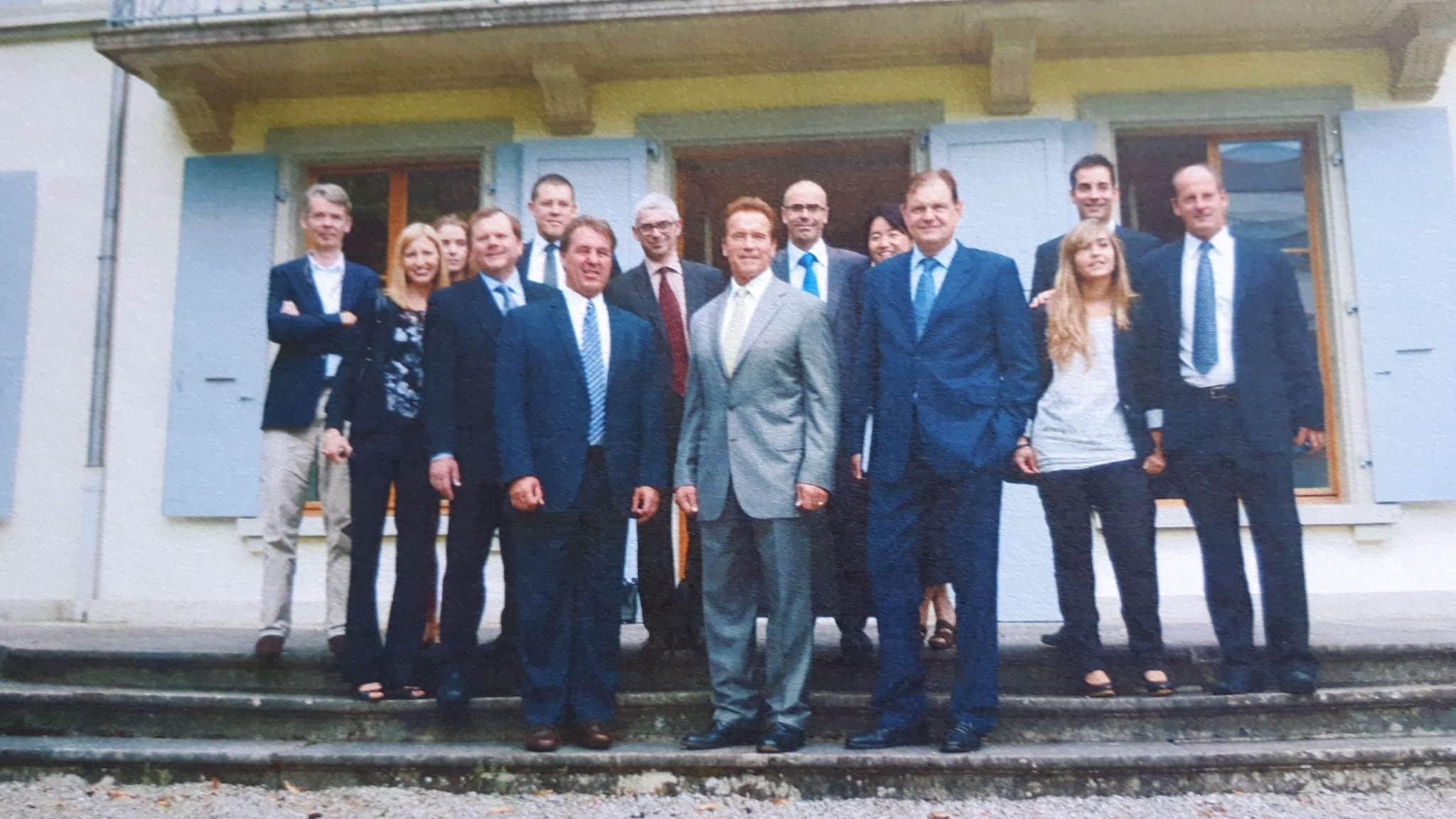 Mandat Béglé 2011
