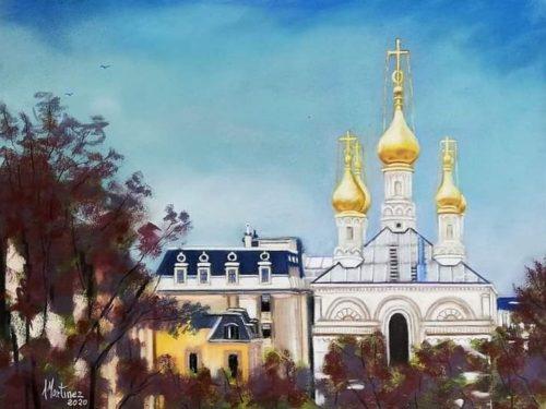 Eglise Russe à Genève