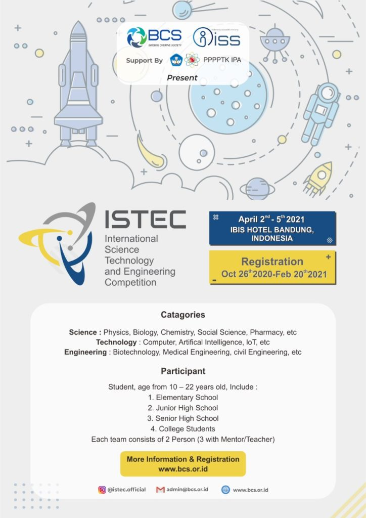 ISTEC 21